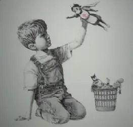 """Palazzo Diamanti riapre con la mostra """"Un artista chiamato Banksy"""""""