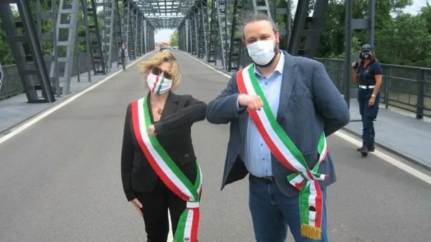 """Visite a congiunti tra Ferrara e Rovigo: confini aperti ma non per """"fare spesa o passeggiate"""""""