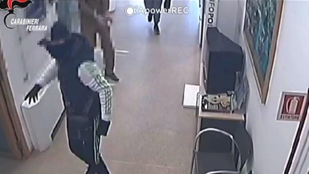 Arrestati i rapinatori della banca di Bosco Mesola – VIDEO