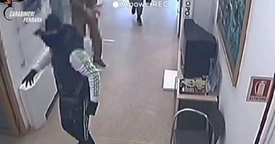 rapina banca