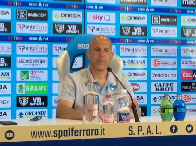 SPAL: con la Samp via al trittico decisivo, Di Biagio ottimista dopo le ultime prestazioni