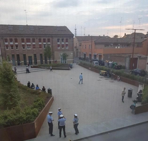 """Movida sicura"" a Ferrara: massimo 900 accessi in piazza Verdi"