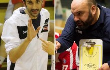 CASTALDI-FRIGNANI: l'ambiziosa coppia di coach VIS Rosa