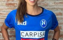 Eleonora Goldoni pronta per il Napoli
