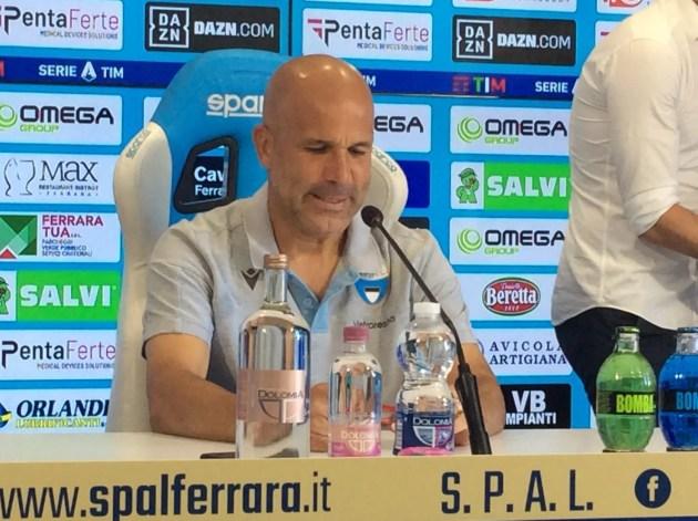 SPAL: Di Biagio continua a sperare nella salvezza