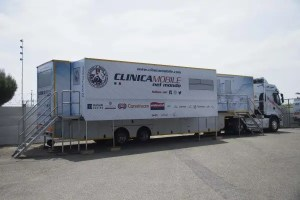 Camion clinica mobile