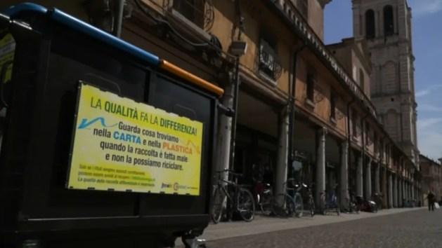 Hera al fianco del Buskers Festival per una Ferrara più 'green' – VIDEO