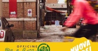 Ricicletta apre nella nuova sede presso Factory Grisù il 2 novembre