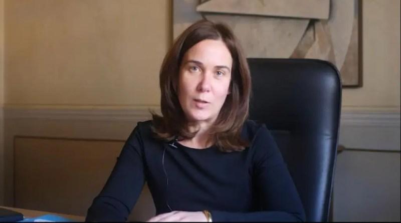 Assessore alle Politiche sociali Cristina Coletti
