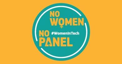 Se non ci sono donne, non se ne parla nemmeno! No Women, No Panel