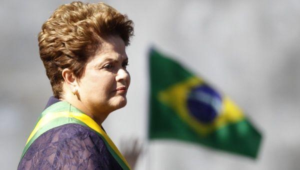 Dilma Rousseff.  (Foto: Efe)