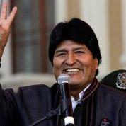 Evo Morales seguirá gobernando con amplio respaldo popular porque la mayoría está decidida a que este proceso sea irreversible.(Foto: Reuters)