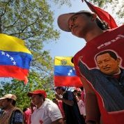 Expressions of solidarity with the Bolivarian revolution in the wake of the foiled coup attempt.