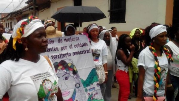 Afro-Colombian Solidarity Network