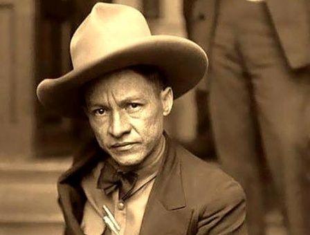 Augusto Sandino, el Héroe Nacional de Nicaragua (1895-1934).