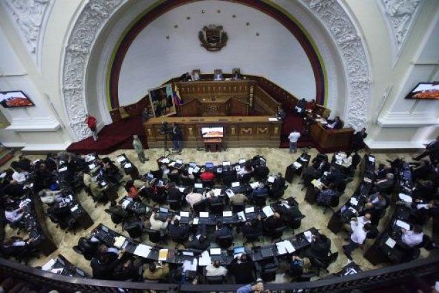 Resultado de imagen para venezuela asamblea nacional dw