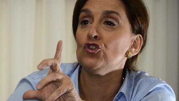 Argentine Vice President Gabriela Michetti