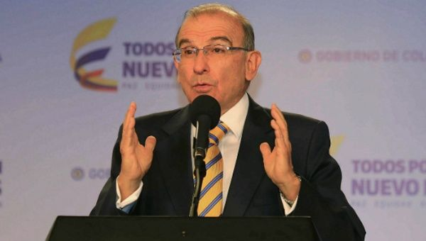 Humberto de la Calle, aseguró que se han dado avances hacia la paz