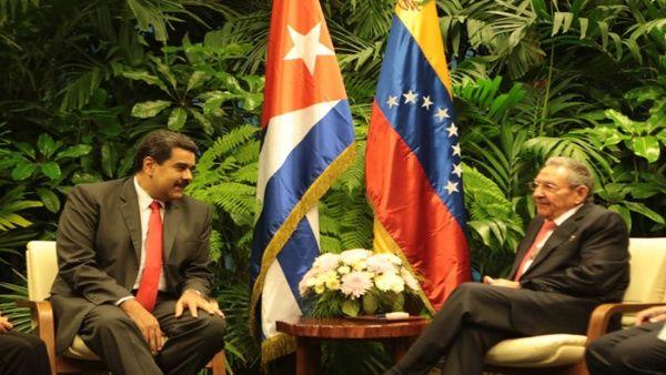 Resultado de imagen para venezuela cuba cooperacion