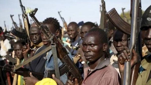 South Sudanese gunmen apparently cross into Ethiopia constantly to steal livestock.