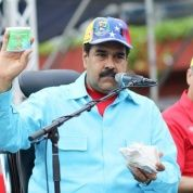 Presidente Maduro llamó al país a sumarse a nuevos procesos productivos (Foto Referencial).