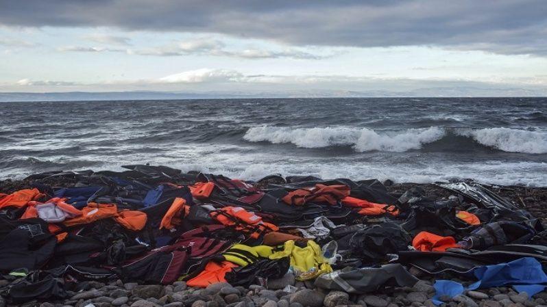 El mar Mediterráneo se ha convertido en una fosa común para los refugiados.