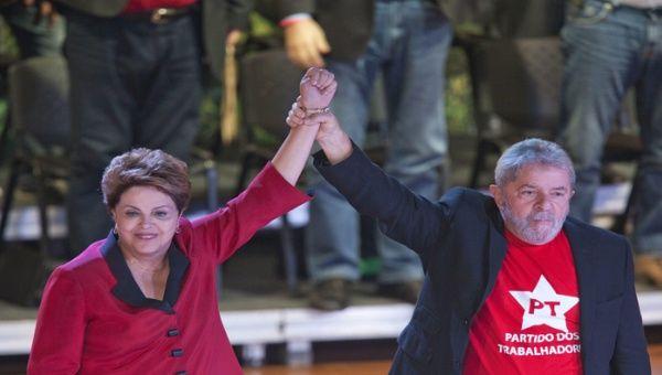 Dilma Rousseff reiteró que no cometió ningún delito de responsabilidad.