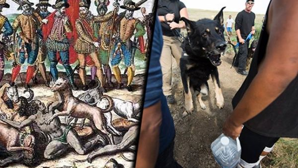 The use of violence in the service of American domination has a bloody and well-remembered history among the Dakota/Lakota people.