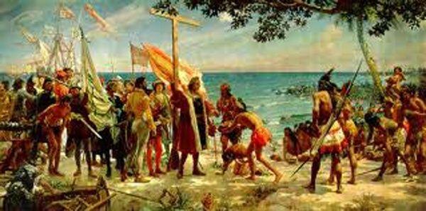 Los pueblos originarios fueron esclavizados, torturados y despojados de su tierra.