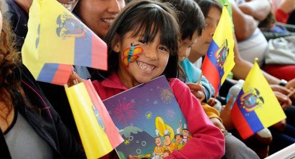 Entre 2004 y 2009 Ecuador se ubicó en el octavo lugar, lo que evidencia el progreso en los últimos años.