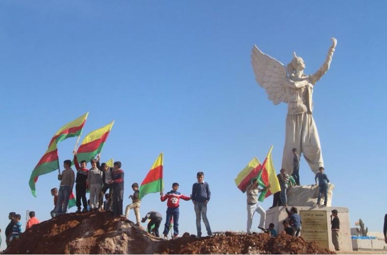 Kobane, Rojava