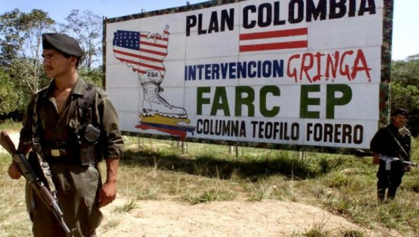 U.S. intervention in Colombia has been constant and long.
