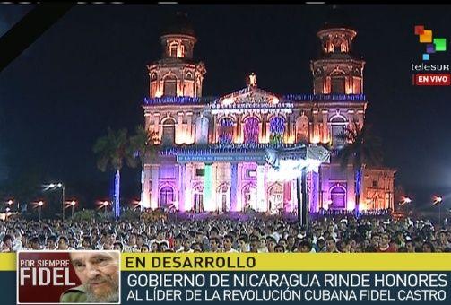 El Gobierno de Nicaragua decretó