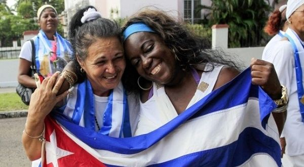 women from cuba