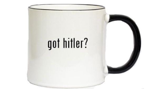 Wal-Mart has been forced to remove an offensive mug.