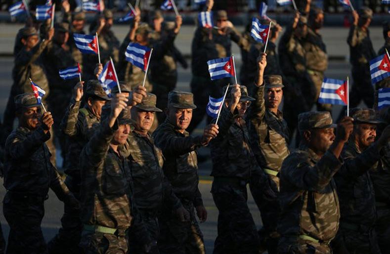 Cuba Celebrates 60 Years Since Granma Landing With Epic Parade Multimedia TeleSUR English