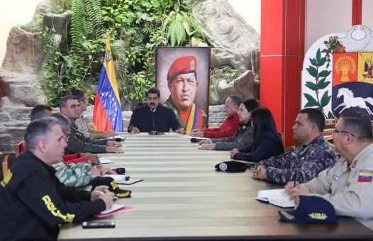 Nicolás Maduro llamó a estar atentos a los intentos de golpe por sectores de la derecha