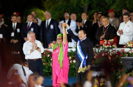 Este es el cuarto mandato presidencial de Ortega y el tercero consecutivo.