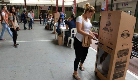 El nuevo biombo brida mayor seguridad al votante