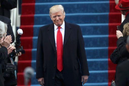 En su primer discurso como nuevo presidente de EEUU, Donald Trump afirmó que los hombres y mujeres de su país ya no serán olvidados