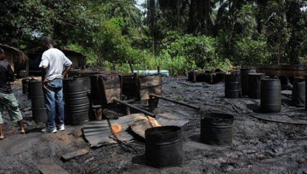 Shell Development Company of Nigeria (SPDC) claims the main sources of pollution in Nigeria