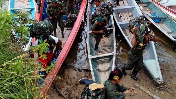 Este jueves ingresarán más de 4 mil hombres de las FARC-EP en las zonas veredales.