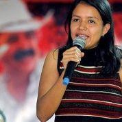 """Olivia Zúñiga, hija de Berta Cáceres: """"El Estado de Honduras es controlado por una élite criminal"""""""