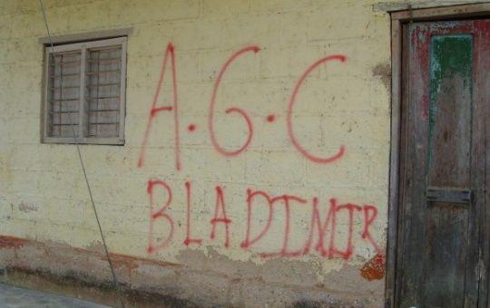 Denuncian que unas 700 personas son perjudicadas por los enfrentamientos entre paramilitares y el ELN en esta zona.