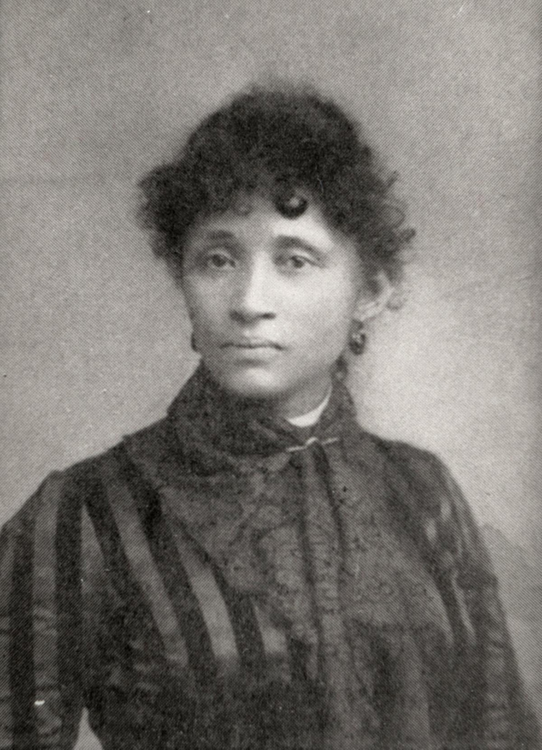 """Lucy Eldine Gonzalez Parsons (1853-1942), labor organizer, socialist and anarchist: """"We are the slaves of slaves. We are exploited more ruthlessly than men."""""""