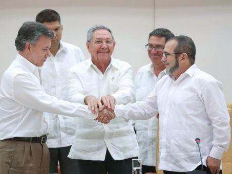 Cuba asegura que se trata de una colaboración al proceso de implementación de los acuerdos de paz alcanzados en La Habana.