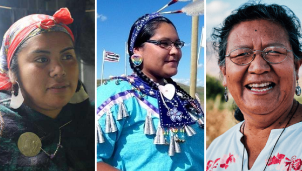 Women are on the front lines of struggles to defend water from corporate exploitation across the Americas.
