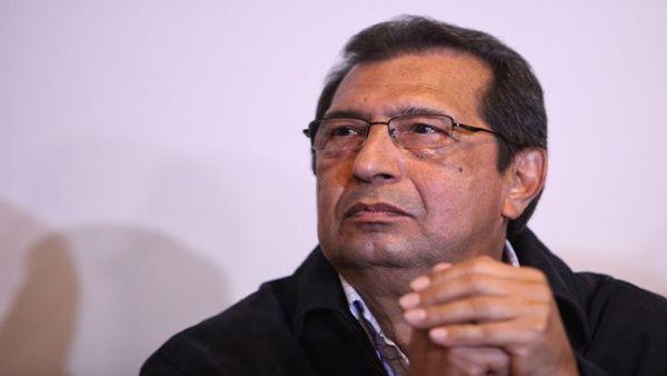 Adán Chávez está en México para asistir al vigésimo primer seminario del Partido del Trabajo.