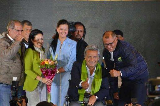 La victoria de Lenín Moreno representa la continuidad de la Revolución Ciudadana