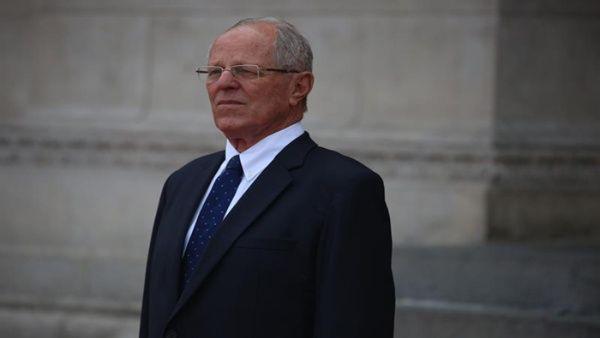 El presidente de Perú, Pedro Pablo Kuczynski, manifestó anteriormente su intención de liberar a Fujimori.